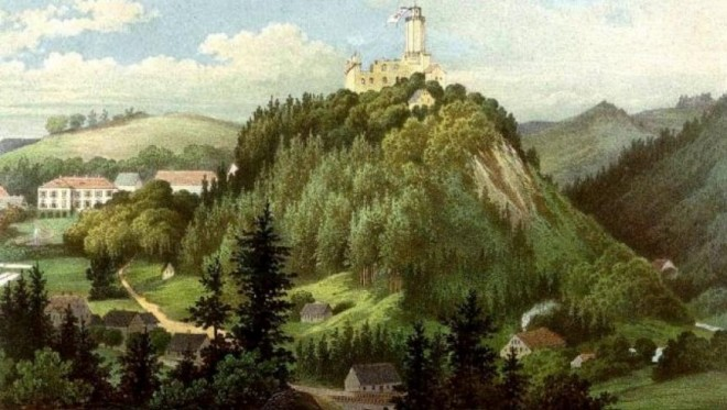 Castelul uitat al lui Mihai Viteazul