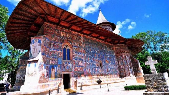 Cele mai frumoase monumente istorice din România