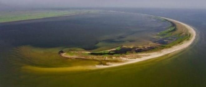 Cea mai nouă insulă din România… interzisă turiştilor. Ce este acolo?