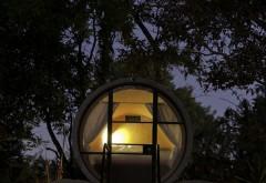 Locuinţe din ţevi de beton, o nouă modă în Costa Rica