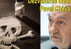 Populația României – singura din lume care este obligată să înghită zilnic sare iodată. Dezvăluirile medicului Pavel Chirilă