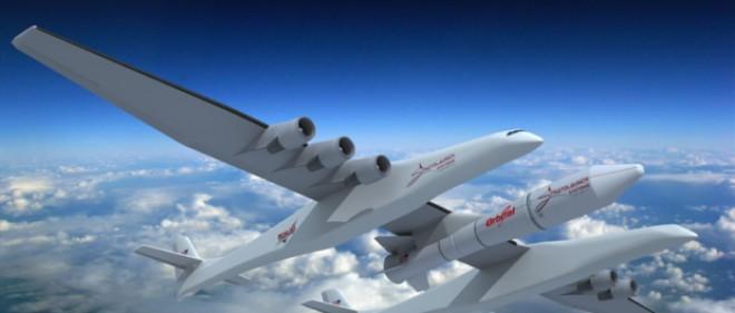 Stratolaunch – cel mai mare avion din lume va fi gata până la finele acestui an