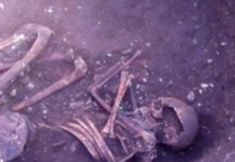 Mormântul unui personaj important, vechi de 5.000 de ani, descoperit acum câteva zile în Prahova