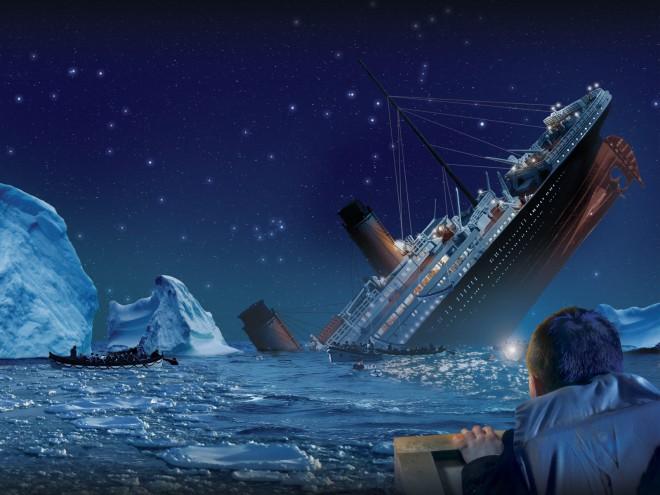 Adevăratul motiv al scufundării Titanicului! N-a fost aisbergul