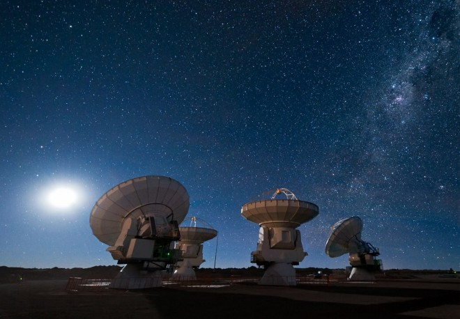 NASA. Un semnal radio venit din spaţiu a repetat acelaşi mesaj