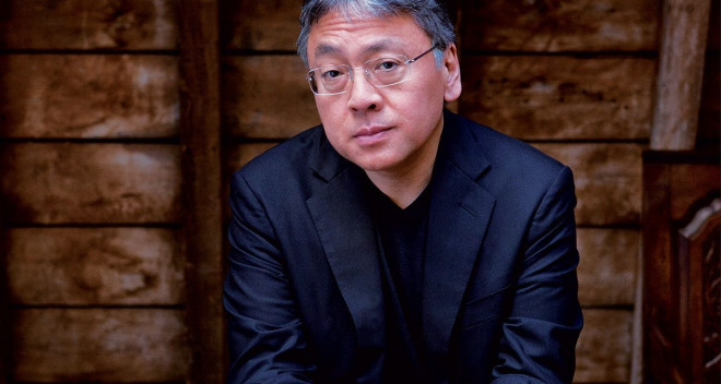 Kazuo Ishiguro a câștigat premiul Nobel pentru literatură