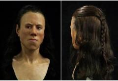 Chipul unei adolescente care a trăit acum 9.000 de ani a fost reconstituit de cercetători