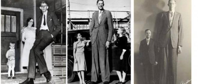 Robert Wadlow – cel mai înalt om care a trăit vreodată. Ce statură avea uriașul?