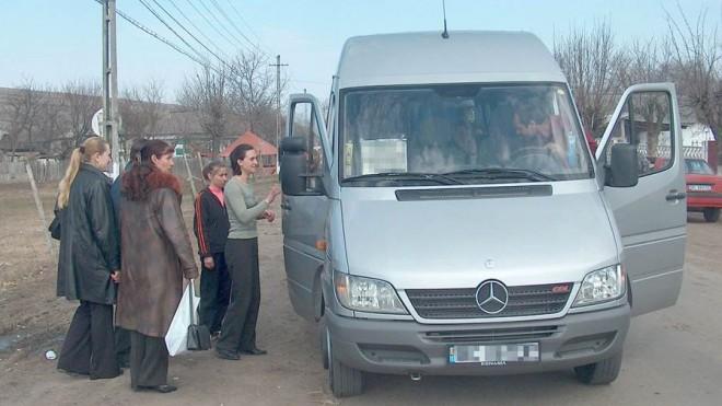 GREVA a transportatorilor de persoane, in Prahova. Cand vor circula microbuzele