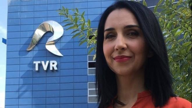 TVR, prima REACȚIE după ce DIICOT a anunțat că jurnalista Emma Zeicescu e cercetată pentru deținere de droguri