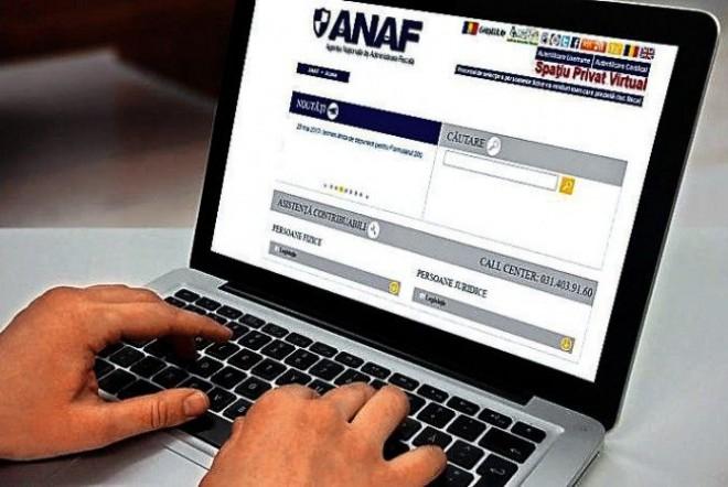 ANAF are un site. Nefunctional, neoptimizat pentru mobil si gazduit pe cel mai prost server din Romania