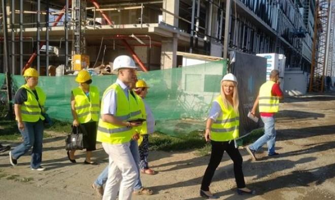 ITM Prahova, in inspectie pe santiere! Amenzi uriase. Ce nereguli s-au descoperit