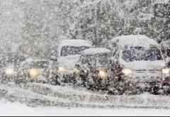 Un ciclon polar pătrunde în România: se instalează iarna, val de frig în toată ţara. PROGNOZA METEO a iernii