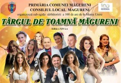 Targul de Toamna Magureni. Concert, artificii si multa distractie