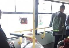 """Ce faci atunci cand """"tineretul din ziua de azi"""" nu-ti cedeaza locul in autobuz"""