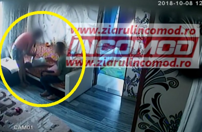 Copil de doi ani, bătut crunt de propria mamă! Reprezentanții Protecției Copilului Prahova refuză să vadă filmările cu maltratarea copilului – Atenție, imagini cu puternic impact emoțional!