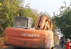 Se lucreaza de zor in cartier Mitica Apostol. Cand vor fi gata lucrarile pentru canalizare
