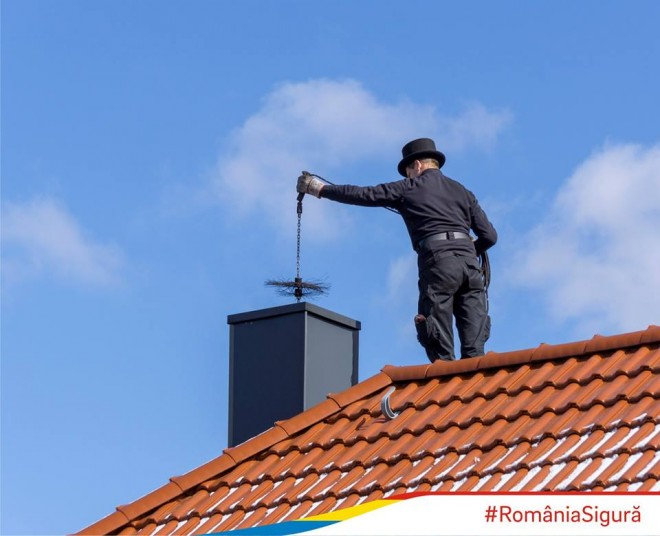 Comunicat ISU Prahova: Verificați și reparați coșurile de fum; montati detectoare de gaz!