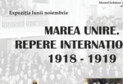 Expoziţie dedicată României Mari la Muzeul de Istorie