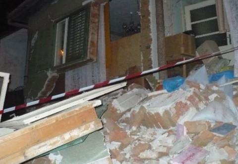 EXPLOZIE in Gornet, Prahova. O casa a fost distrusa complet in urma unei acumulari de gaze