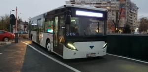 Pe ce trasee vor circula autobuzele noi care au ajuns ieri la Ploiesti