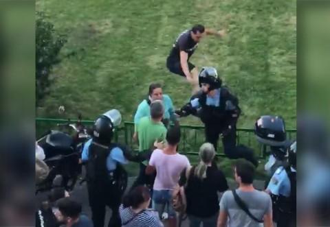 Protestatarii VIOLENȚI de la mitingul anti OUG 13, CONDAMNAȚI la închisoare