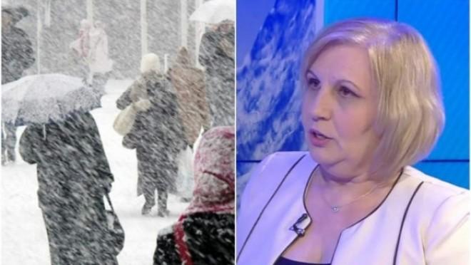 Prognoza meteo. Elena Mateescu spune unde va fi zăpadă de Crăciun şi Revelion VIDEO