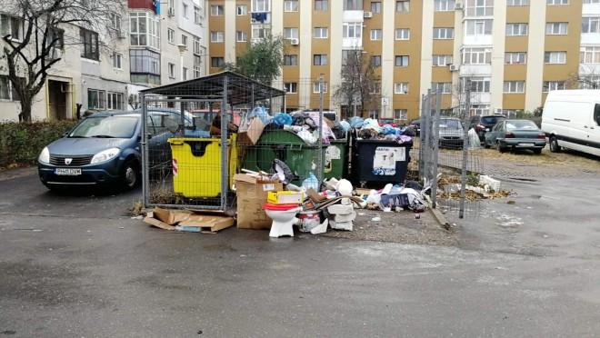 ROSAL a fost amendat cu 94.000 de lei de Primaria Ploiesti, pentru neridicarea gunoiului