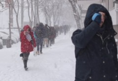 Avertisment de ULTIMĂ ORĂ - Vremea se schimbă radical: Iarna grea se instalează în România