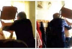 Incident socant la o scoala din Ploiesti. Un elev a fost batut cu scaunul in cap de profesorul de biologie