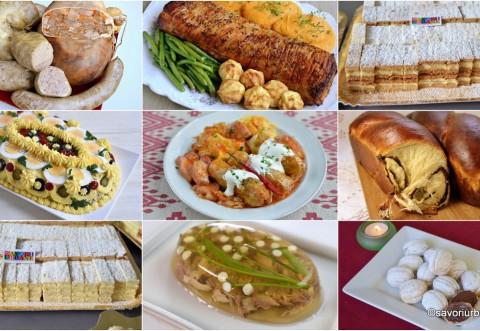 SALVEAZA acest articol! Retete de Craciun si Revelion (Anul Nou) – Sarmale, carnati, piftie, salata de boeuf, cozonac si multe altele!
