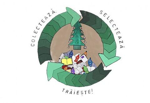 Program colectare deșeuri menajere de Sărbători