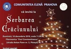 La Ploieşti, serbare de Crăciun în acorduri de muzică grecească