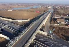 Hoţii au dat atacul pe autostradă înainte de inaugurarea nodului rutier Moara Vlăsiei