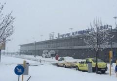Aeroporturi Bucureşti: Cursele aeriene pot înregistra întârzieri de până la 40 de minute. CFR: Nu sunt trenuri blocate sau oprite