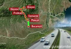 La finalul săptămânii vor fi anunţaţi candidaţii selectaţi în perspectiva atribuirii contractului autostrăzii Ploieşti-Comarnic-Braşov