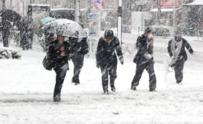 Meteorologii au făcut anunțul: cât vor dura ninsorile