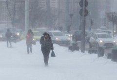 Anunțul meteorologilor - Avertizări de vreme severă imediată
