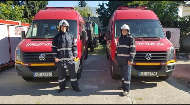 Weekend de foc pentru pompierii prahoveni. 109 misiuni in doar 4 zile