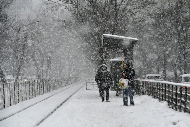 Cod galben de ninsori viscolite în Prahova si alte 22 de județe. Până când va dura alerta