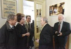 Consiliul Judetean Prahova l-a omagiat, astazi, pe Alexandru Bădulescu, pentru contributia sa la cultura prahoveana