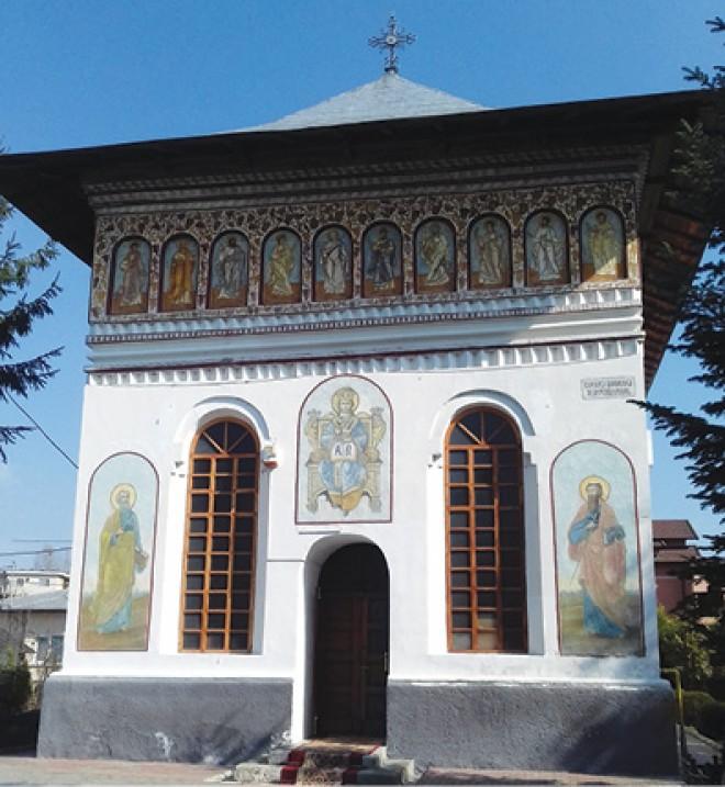 380 de ani de la oficierea primei slujbe in Biserica Domneasca din Ploiesti