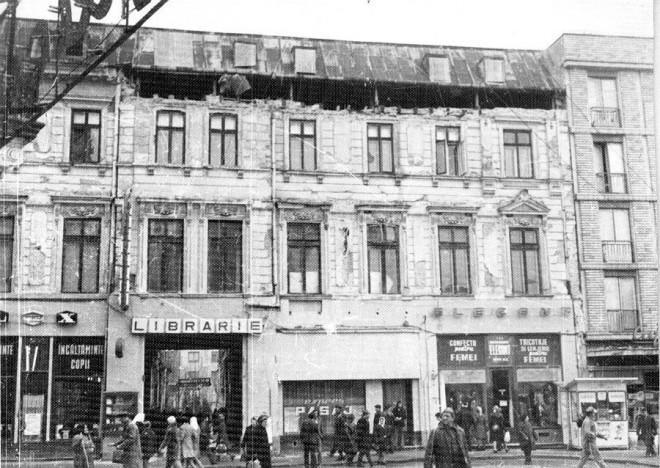 GALERIE FOTO/ 42 de ani de la cutremurul din '77. Cum a aratat Ploiestiul