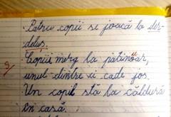"""Un învățător din Iași a corectat greșit cuvantul """"patinoar"""". Tatal copilului se revolta: """"Ce să-i răspund, domnule ?"""""""