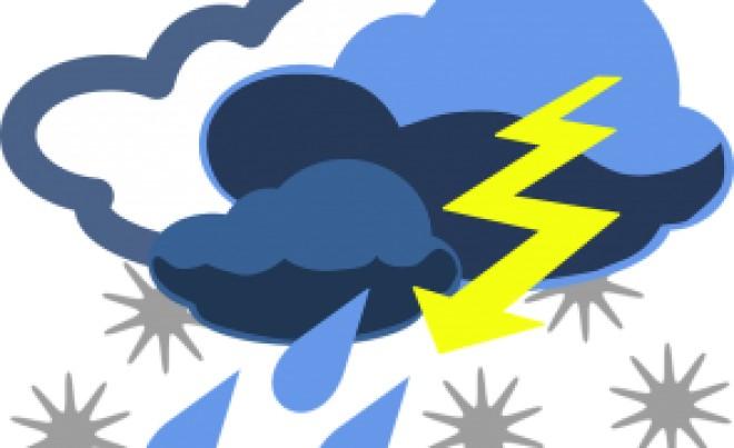 Prognoza METEO pentru următoarele 4 săptămâni - Când încep ploile