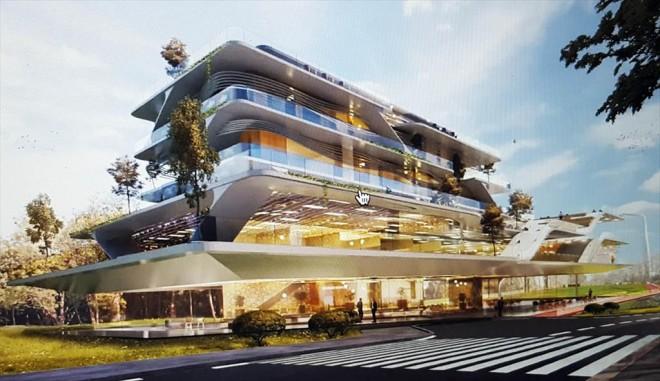 La Campina se va construi un resort de lux, cu hotel, teren de golf, piscina si SPA