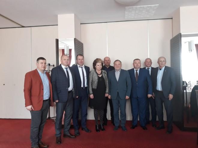 Sedinta a Consiliului Director al Euroregiunii Siret-Prut-Nistru. Teme importante aduse in discutie