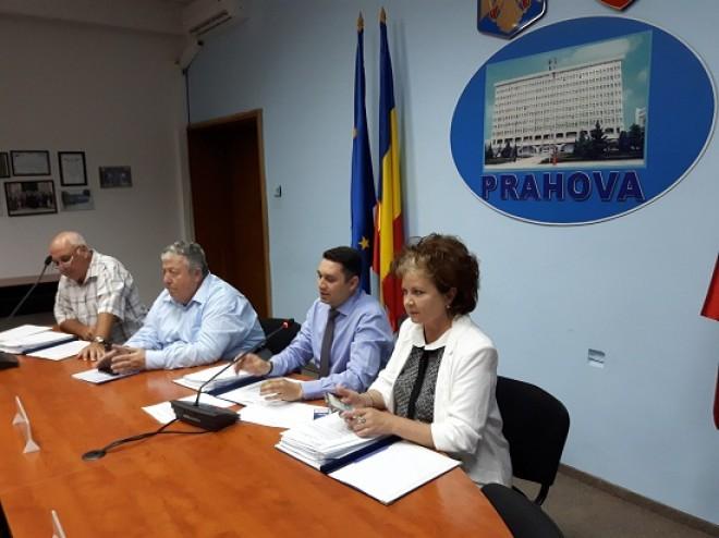 CJ Prahova si DGASPC construiesc la Rîfov un Centru de zi social si trei locuinte sociale individuale