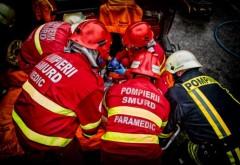 Un prahovean a lesinat in timp ce vopsea un bazin, din cauza substantelor chimice inhalate