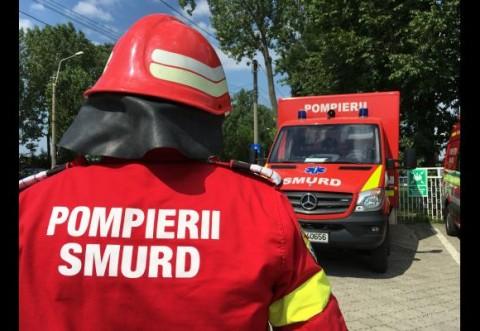 Misiuni grele pentru pompierii prahoveni, in ultimele 24 de ore. Vezi aici unde au intervenit